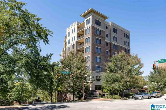 2600 Highland Avenue S #403, Birmingham, AL 35205 (MLS #1300941) :: Kellie Drozdowicz Group