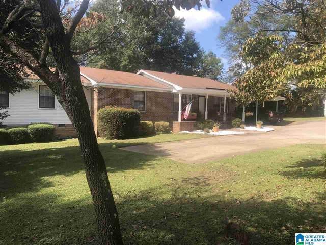301 Greenwood Drive, Talladega, AL 35160 (MLS #1301015) :: JWRE Powered by JPAR Coast & County