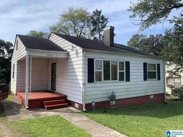 520 Seminole Drive, Fairfield, AL 35064 (MLS #1301084) :: Kellie Drozdowicz Group