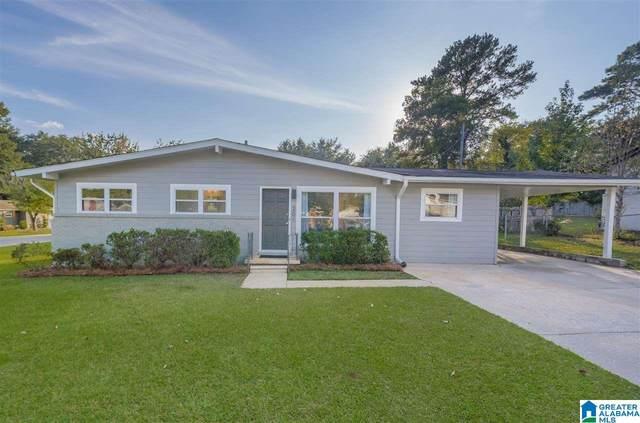 201 Saxon Drive, Homewood, AL 35209 (MLS #1301097) :: Krch Realty