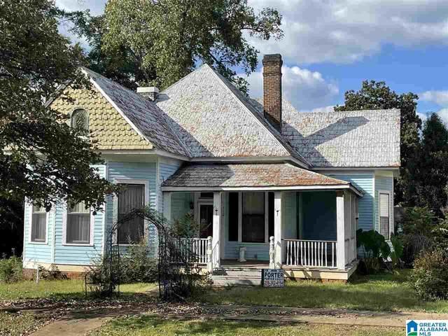 110 South Street, Talladega, AL 35160 (MLS #1301111) :: JWRE Powered by JPAR Coast & County
