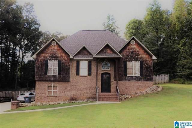 385 Riverview Drive, Cropwell, AL 35054 (MLS #1301192) :: EXIT Magic City Realty