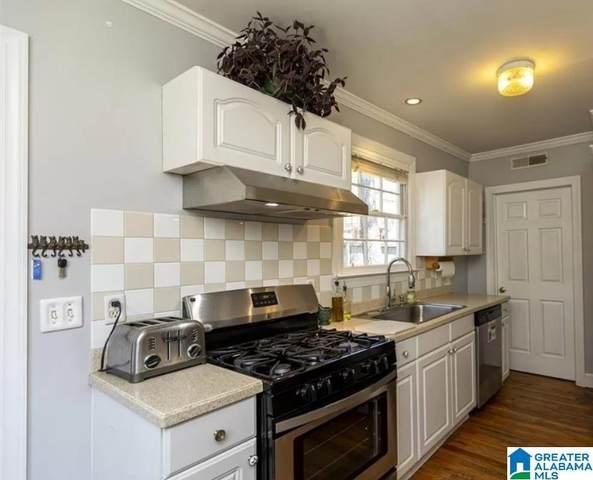104 Oglesby Avenue, Homewood, AL 35209 (MLS #1301208) :: Howard Whatley