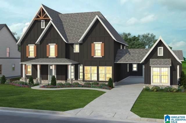 1518 Blackridge Cove, Hoover, AL 35244 (MLS #1301266) :: EXIT Magic City Realty