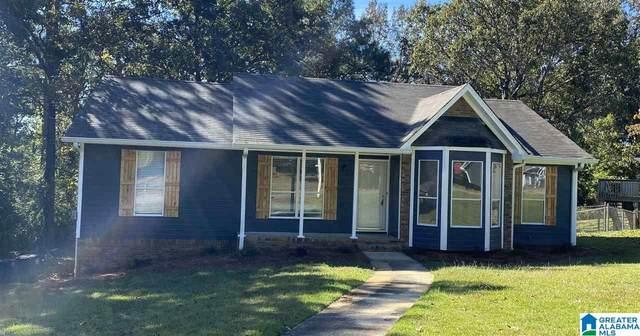 109 Cahaba Forest Drive, Trussville, AL 35173 (MLS #1301340) :: LIST Birmingham