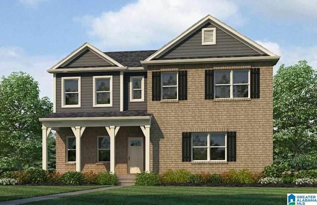 355 Rock Terrace Drive, Helena, AL 35080 (MLS #1301371) :: Krch Realty