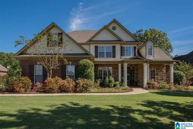 158 River Oaks Drive, Helena, AL 35080 (MLS #1301420) :: Krch Realty
