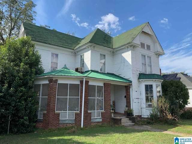 1418 Leighton Avenue, Anniston, AL 36207 (MLS #1301537) :: LIST Birmingham