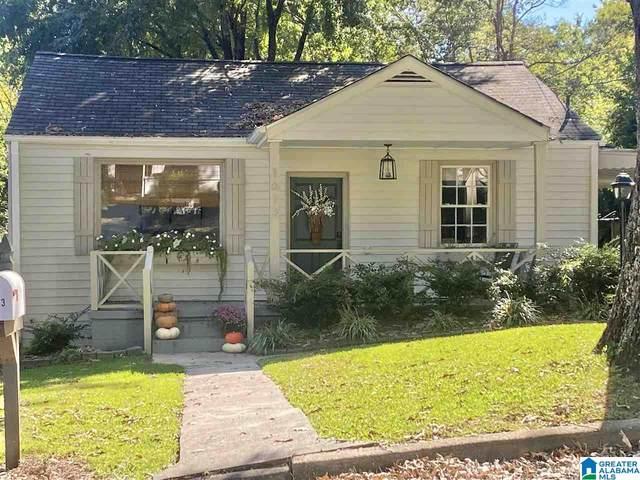 1613 Woodfern Drive, Homewood, AL 35209 (MLS #1301584) :: Howard Whatley
