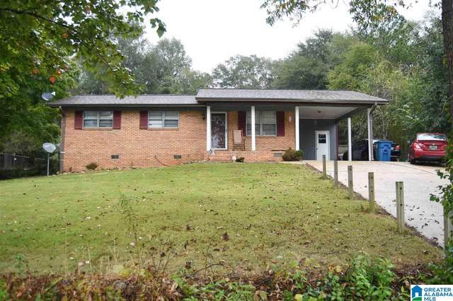 1601 Parker Lane, Oxford, AL 36203 (MLS #1301682) :: LIST Birmingham