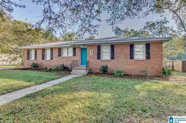 6 Fairway Drive, Tuscaloosa, AL 35405 (MLS #1301733) :: Josh Vernon Group