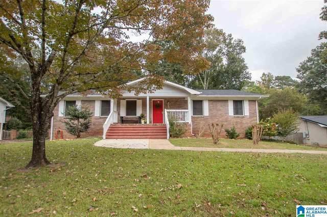 813 Sugarloaf Circle, Anniston, AL 36207 (MLS #1301766) :: LIST Birmingham