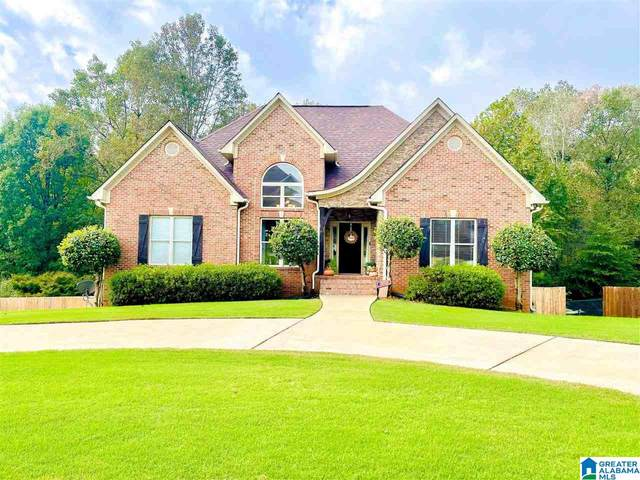 1160 Hickory Valley Road, Trussville, AL 35173 (MLS #1301842) :: Lux Home Group