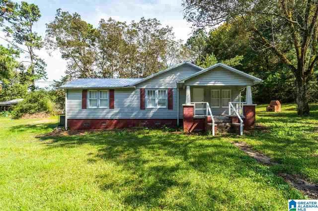 169 Mountain View Road, Talladega, AL 35160 (MLS #1301868) :: Lux Home Group