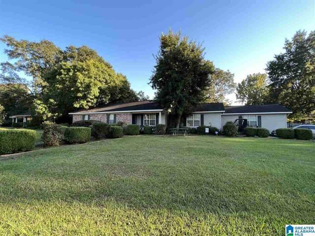 101 Valley Drive, Tuscaloosa, AL 35401 (MLS #1301989) :: LocAL Realty