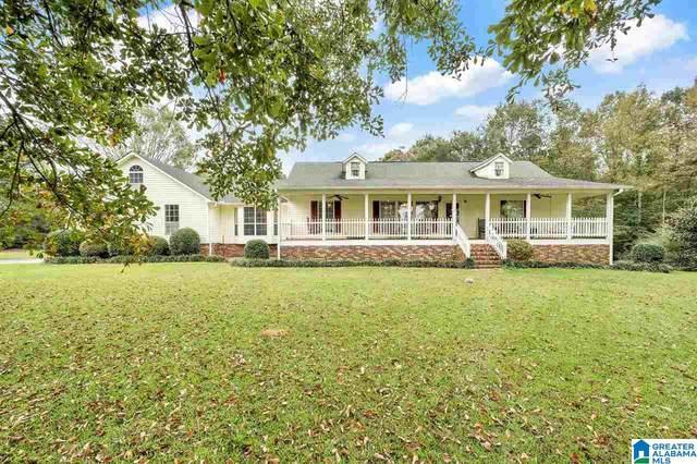 975 County Road 72, Hanceville, AL 35077 (MLS #1302016) :: LocAL Realty