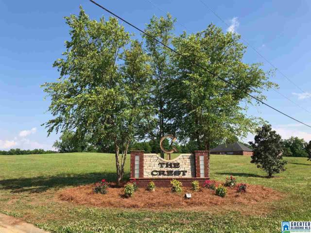 205 Crest Loop Rd Lot 20, Clanton, AL 35045 (MLS #611064) :: The Mega Agent Real Estate Team at RE/MAX Advantage