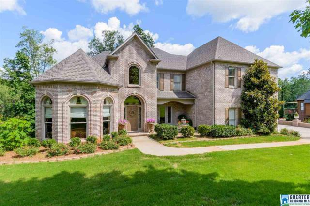 8719 Carrington Lake Ridge, Trussville, AL 35173 (MLS #786932) :: Josh Vernon Group