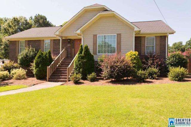 889 Springmeadow Dr, Gardendale, AL 35071 (MLS #789673) :: The Mega Agent Real Estate Team at RE/MAX Advantage