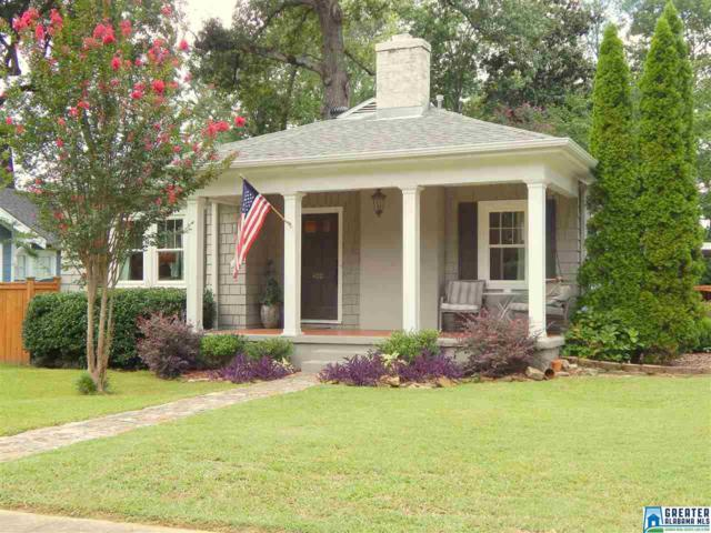 400 Edgeland Pl, Homewood, AL 35209 (MLS #789972) :: The Mega Agent Real Estate Team at RE/MAX Advantage