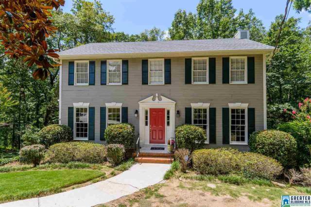 2500 Crestwood Cir, Pelham, AL 35124 (MLS #790298) :: The Mega Agent Real Estate Team at RE/MAX Advantage