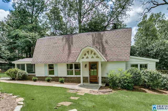 2423 Ridge Crest Ln, Vestavia Hills, AL 35243 (MLS #790316) :: The Mega Agent Real Estate Team at RE/MAX Advantage