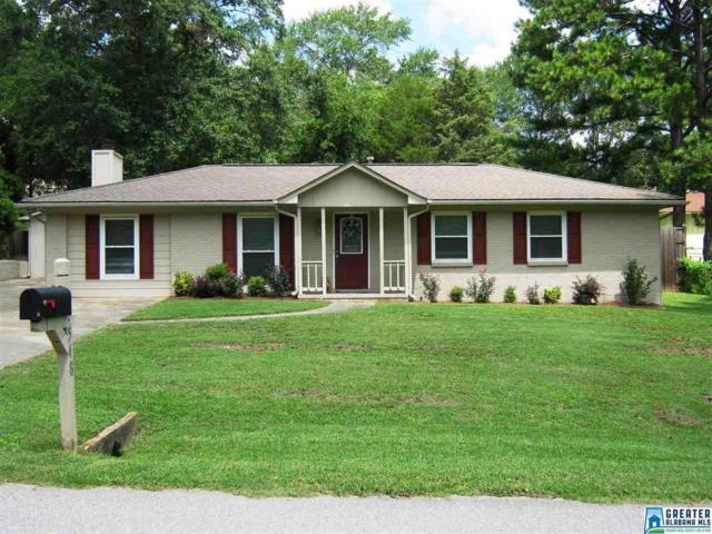 548 Creekview Dr, Pelham, AL 35124 (MLS #790473) :: The Mega Agent Real Estate Team at RE/MAX Advantage