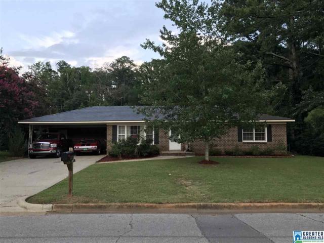 604 2ND AVE NE, Jacksonville, AL 36265 (MLS #790745) :: The Mega Agent Real Estate Team at RE/MAX Advantage