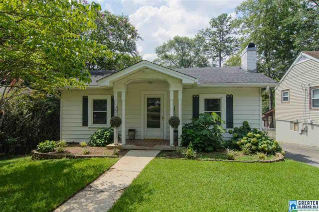 1617 28TH AVE, Homewood, AL 35209 (MLS #791078) :: Brik Realty