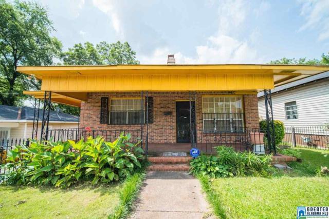 105 59TH ST W, Fairfield, AL 35064 (MLS #792057) :: A-List Real Estate Group
