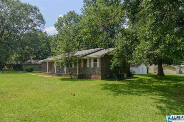 206 Melton St, Montevallo, AL 35115 (MLS #792282) :: E21 Realty
