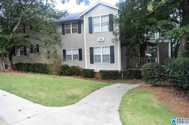 500 Morning Sun Dr #504, Birmingham, AL 35242 (MLS #793645) :: Howard Whatley