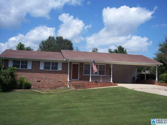 323 Seminole Dr, Anniston, AL 36206 (MLS #793811) :: Howard Whatley