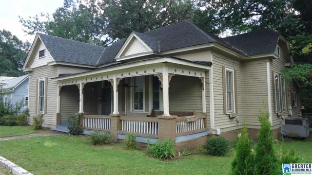 1120 10TH ST, Anniston, AL 36207 (MLS #793814) :: Howard Whatley