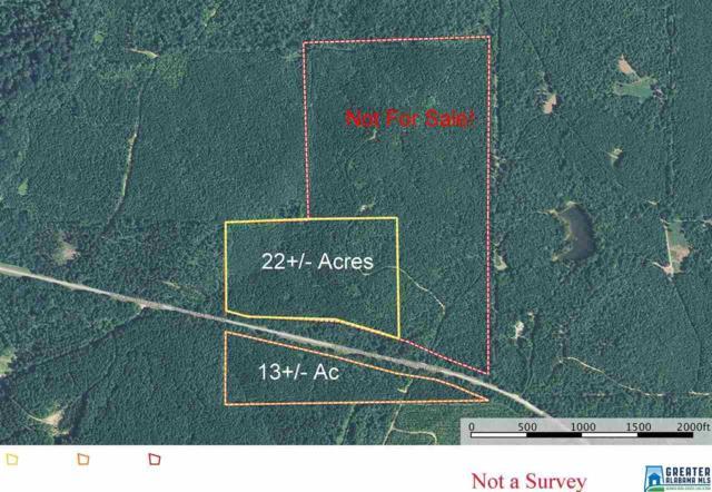 o1 St Clair Rd 13+/- Acres, Springville, AL 35146 (MLS #795433) :: Josh Vernon Group