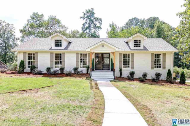 1827 Montclaire Dr, Vestavia Hills, AL 35216 (MLS #796466) :: The Mega Agent Real Estate Team at RE/MAX Advantage