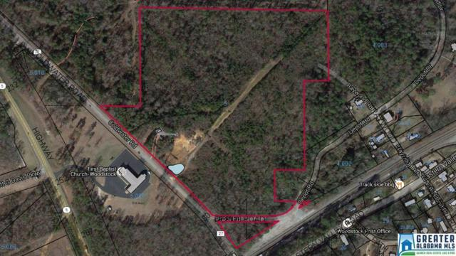 Coldwater Rd 37 Acres, Woodstock, AL 35188 (MLS #796792) :: LIST Birmingham