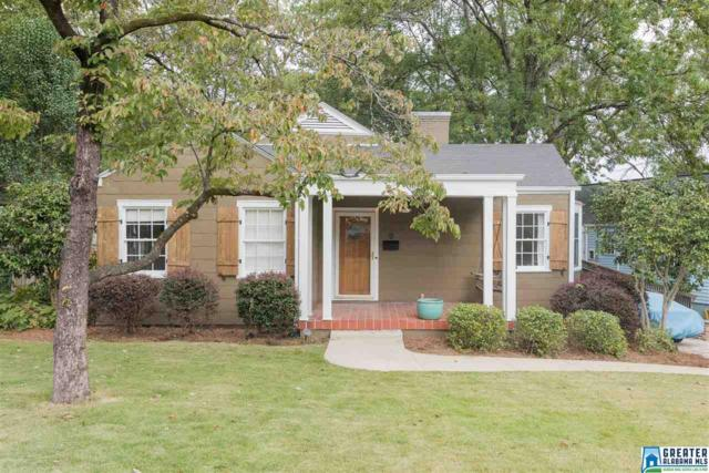 804 College Ave, Homewood, AL 35209 (MLS #797550) :: Howard Whatley