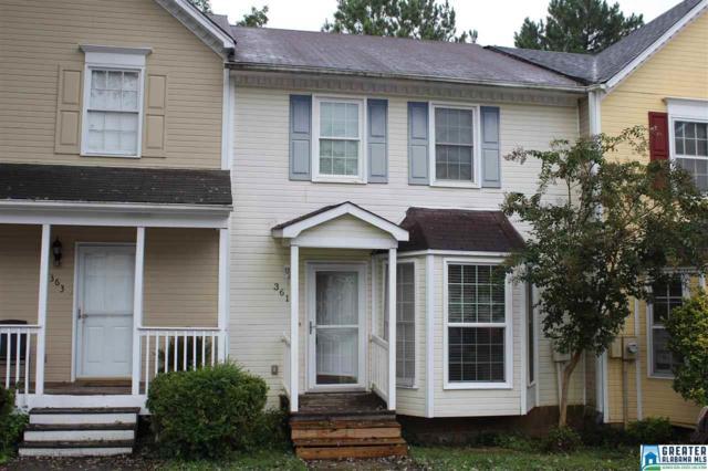 361 Jamestown Manor Dr, Gardendale, AL 35071 (MLS #798182) :: Howard Whatley