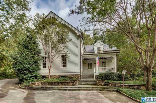10 Woodhill Rd, Mountain Brook, AL 35213 (MLS #798372) :: E21 Realty