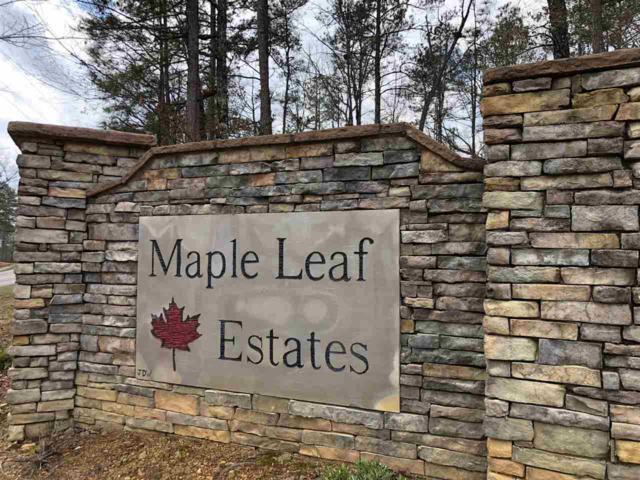 209 Maple Leaf Bend #24, Wilsonville, AL 35186 (MLS #800615) :: Josh Vernon Group
