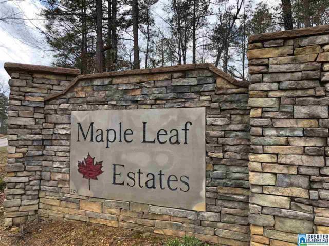 101 Maple Leaf Trl #27, Wilsonville, AL 35186 (MLS #800619) :: Josh Vernon Group