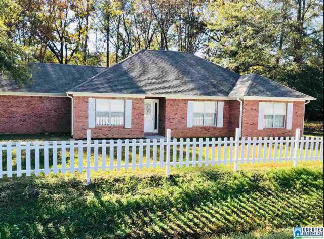 1750 Butler Rd, Alabaster, AL 35124 (MLS #800665) :: RE/MAX Advantage