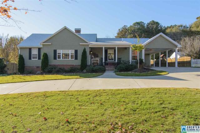 406 Rockridge Ave, Trussville, AL 35173 (MLS #801236) :: The Mega Agent Real Estate Team at RE/MAX Advantage