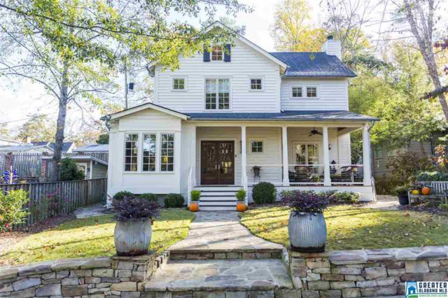 319 Laurel Pl, Homewood, AL 35209 (MLS #801657) :: Jason Secor Real Estate Advisors at Keller Williams