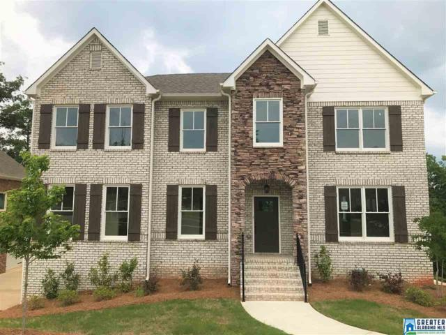 1484 Scout Trc, Hoover, AL 35244 (MLS #801769) :: A-List Real Estate Group