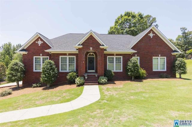 233 Cahaba Oaks Trl, Indian Springs Village, AL 35124 (MLS #802076) :: Howard Whatley