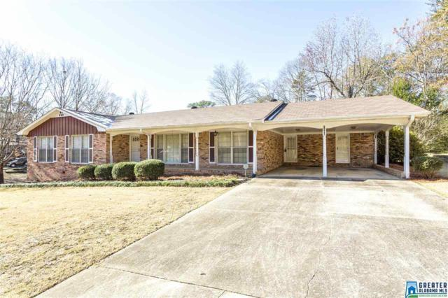 1000 Chateau Dr, Hueytown, AL 35023 (MLS #802192) :: A-List Real Estate Group