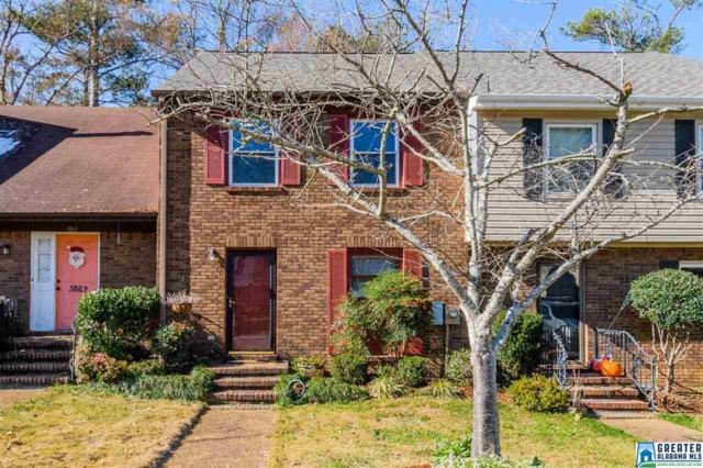 3858 Overton Manor Ln, Vestavia Hills, AL 35243 (MLS #802322) :: A-List Real Estate Group