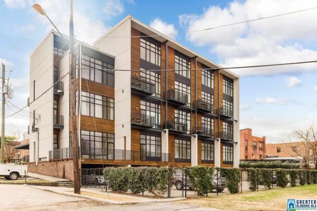 2226 1ST AVE S #206, Birmingham, AL 35233 (MLS #802538) :: A-List Real Estate Group